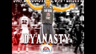 NCAA BASKETBALL 10 XBOX 360 I FIRST GAME I EP 2