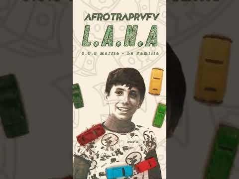 AFROTRAP RVFV - L.A.N.A  (Prod.by Reina) (Audio)