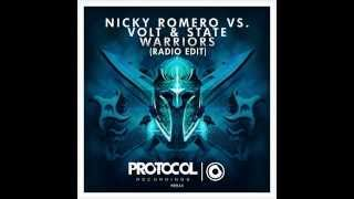 Nicky Romero vs. Volt & State - Warriors (Radio Edit)