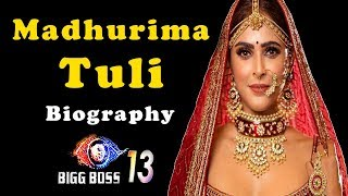 जानिए कौन है Madhurima Tuli | Biography & Life Story | BIGG BOSS Updates