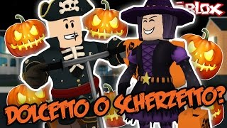 Roblox ITA - Dolcetto o Scherzetto? - #43 - Trick or Treat In Hallowsville