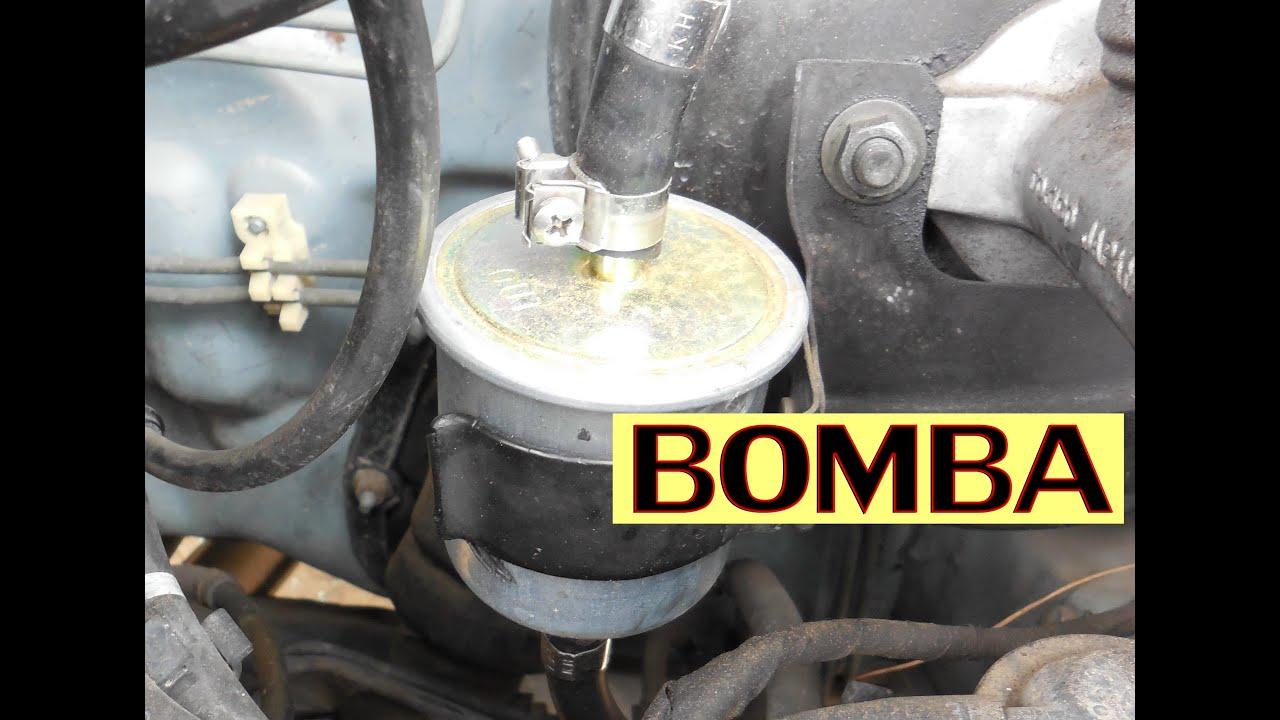 Consejos para diagnosticar bomba de gasolina