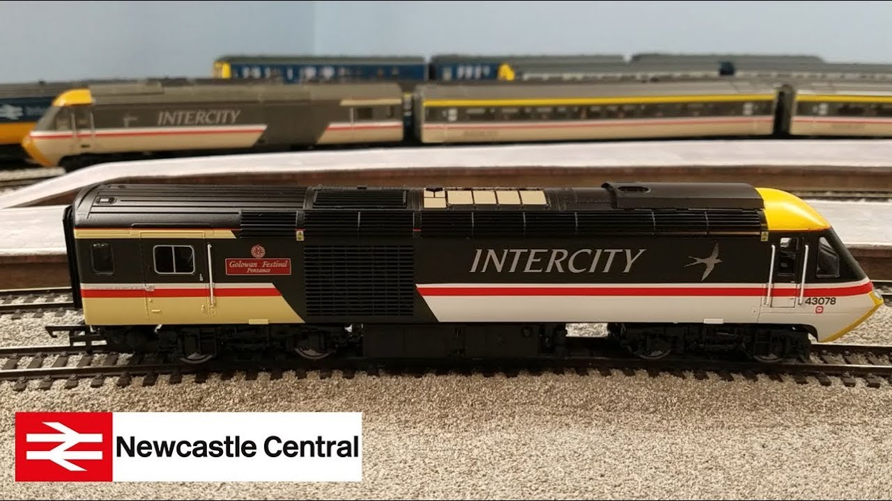 valenta Newly Released Hornby R7140 Class 43 Hst Tts Sound Decoders