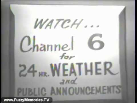 "Cable Channel 6 [Nashville, TN] - ""A Primitive Weather Channel Christmas"" (Excerpt, 1975)"