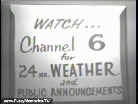 "Cable Channel 6 [Nashville, TN] - ""A Primitive Weather Channel Christmas"" (Excerpt, 1975)"