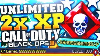UNLIMITED DOUBLE XP NUKETOWN 200+ KILL'S PER GAME TRAP IN BLACK OPS 3! - BLACK OPS 3 LEVEL 1000! thumbnail