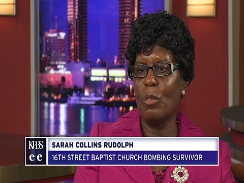 16th Street Baptist Church Bombing Survivor Advocates For Forgiveness