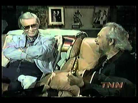 Merle Haggard- Footlights (George Jones Show)