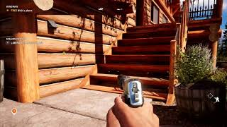 Far Cry 5 - Wingman Gameplay