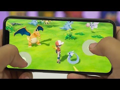Топ 5 Игр про Покемонов для Android и IOS