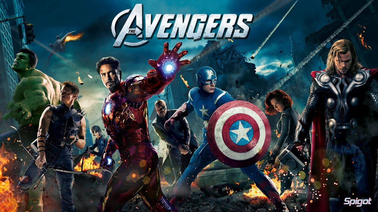 The Avengers - Tech Movies