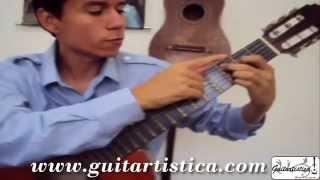 tutorial un hermoso arpegio q invente para una de mis canciones alduran entre noches guitarra pt 1