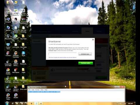 Driver scaner 2013 100% work + key