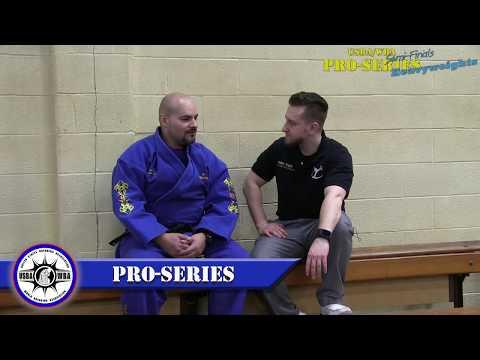 USBA/WBA 2018 Pro Series- Meet Daniel Padin