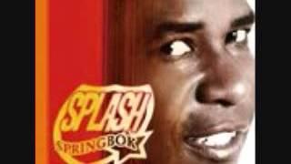 Splash-Springbok