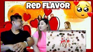 Red Velvet 레드벨벳 '빨간 맛 (Red Flavor)' MV - Reaction