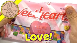 Sweetheart Conversation Hearts Candy, 2014 Valentine's Day Series