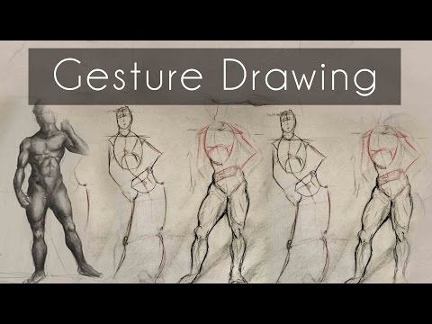 How to do Gesture Drawing (12 Tip Tutorial)