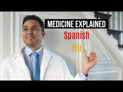 My latest video on Influenza in History