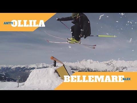 SLVSH    Antti Ollila vs. Alex Bellemare