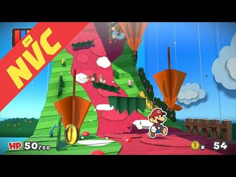 The Charming World of Paper Mario Color Splash - Nintendo Voice Chat Ep. 327