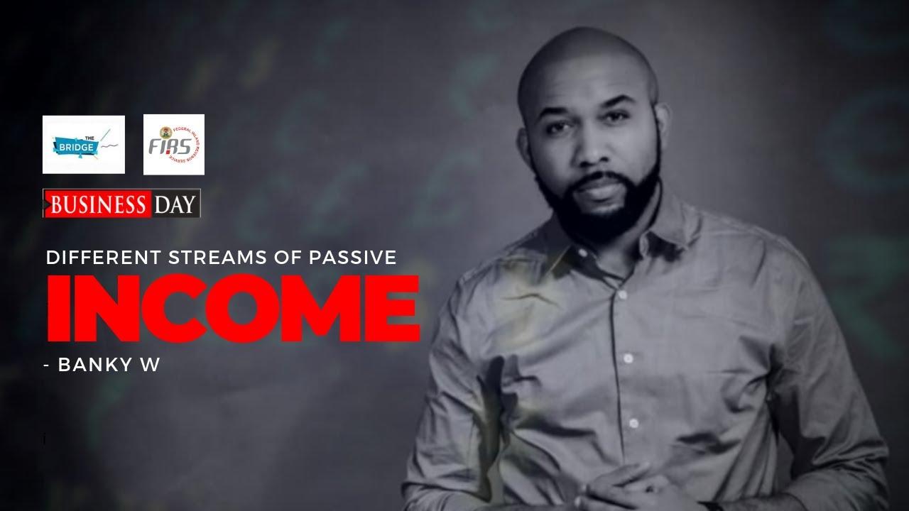 Download Banky W on the different streams of Passive Income| The Bridge Season 3 Episode 1