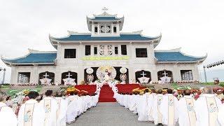 Toàn cảnh Thánh Lễ Vọng mừng kính Đức Mẹ Hồn Xác Lên Trời tại La Vang