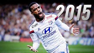Alexandre Lacazette ● Amazing Goal Show ● 20142015 HD