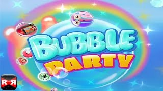 SpongeBob Bubble Party (By Nickelodeon) - iOS - iPhone/iPad/iPod Touch Gameplay