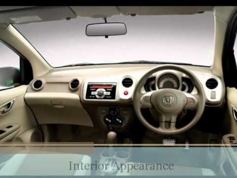 Honda Brio Model, Specification, Exterior & Interior Appearance
