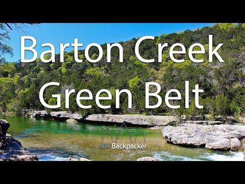 Hiking the Barton Creek Green Belt