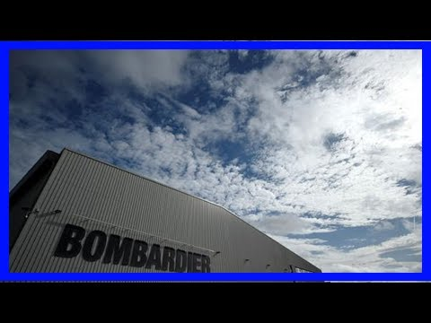 Breaking News | Bombardier spends $2.4 billion a year on aerospace in u.s.: document