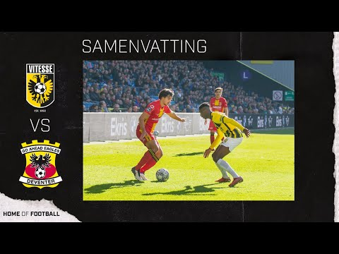 Vitesse G.A. Eagles Goals And Highlights
