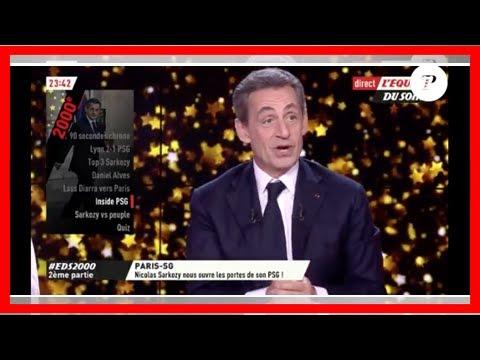 Nicolas Sarkozy, commentateur sportif inattendu : L'ancien président cartonne !