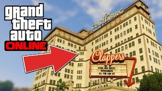 HIDDEN HOTEL IN GTA ONLINE! (GTA 5 Secrets, Tips, Tricks & Glitches)