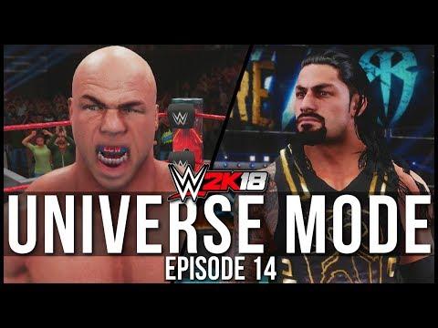 WWE 2K18 | Universe Mode - 'PAYBACK PPV!' (PART 3) | #14