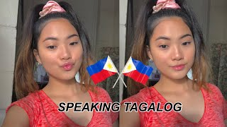 MAKEUP TUTORIAL SPEAKING IN TAGALOG (Philippines)