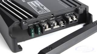 Kenwood KAC Performance Series Amplifiers