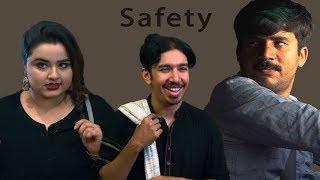 Safety | Mooroo (Feat. Faiza Saleem, Mariam Saleem & Ahsan Ahmad)