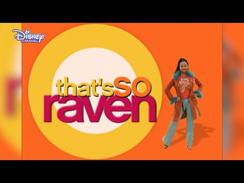That's So Raven | Theme Song 🎶 | Disney Channel UK