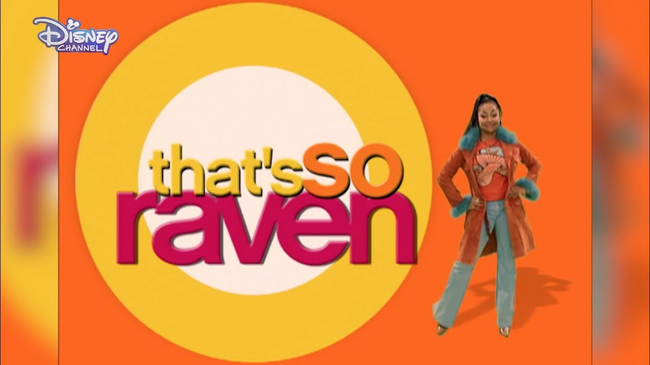 That S So Raven Theme Song Official Disney Channel Uk Youtube