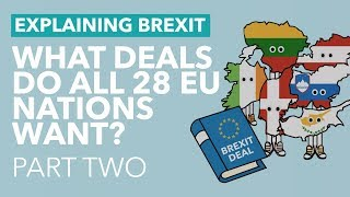 What Brexit Deal Do EU Countries Want? (Part Two) - Brexit Explained
