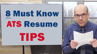 8 Secrets to Writing Your Resume for the ATS and Landing the Interview
