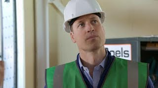 DIY SOS: Grenfell viewers get a royal flush for 'wonderful' Prince William