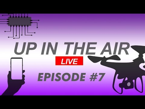 UP IN THE AIR LIVE | Android vs iOS