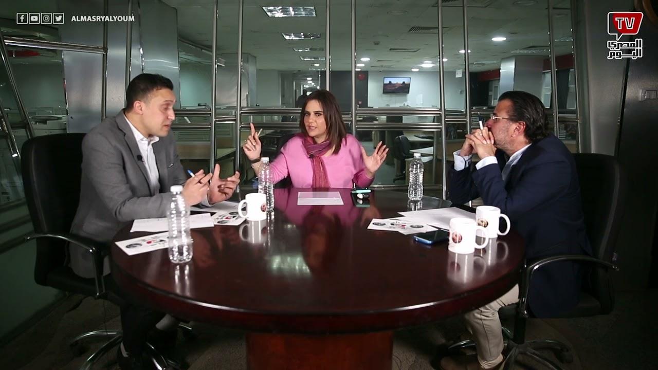 محمد صديق لمحمد عبد الجليل: محدش يقولي اتحاد الكرة عليه ضغوطات  - 22:58-2021 / 4 / 14