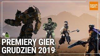 Premiery gier - grudzień 2019