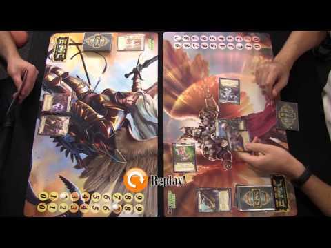 Board Game Replay - Epic Card Game