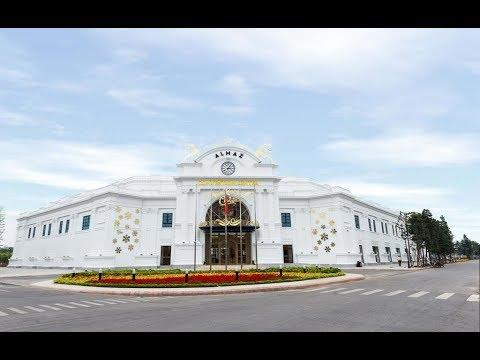 Trung Tâm Hội Nghị ALMAZ  | Vinhomes Riverside Long Biên |almaz convention center