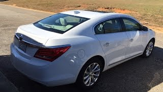 2015 Buick LaCrosse - First Look